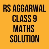 RS Aggarwal Class 9 Maths Solution icon