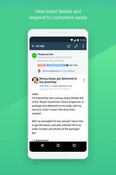 Freshdesk screenshot 1