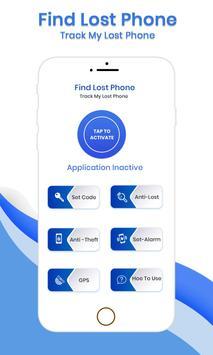 Find Lost Phone Track My Lost Phone screenshot 1