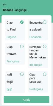 Clap to Find 截图 7