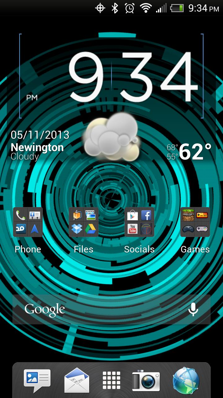 Tech Rings 2 Live Wallpaper Fr For Android Apk Download
