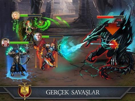 Gods and Glory Ekran Görüntüsü 2