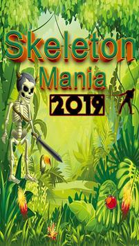 Skeleton Mania poster