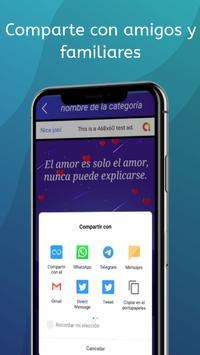 Frases De Amistad Nueva 2019 screenshot 4