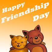 friendship day wishes icon