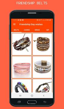 friendship day wishes poster
