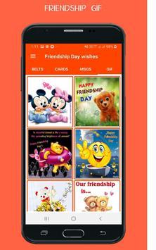 friendship day wishes screenshot 1