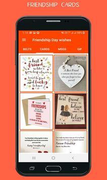 friendship day wishes screenshot 3