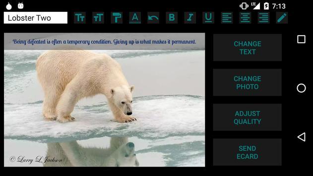 LJAX Land Animals screenshot 2