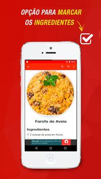 Receitas com Aveia screenshot 1