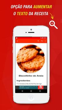 Receitas com Aveia screenshot 2