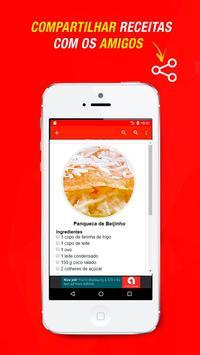 Receitas de Panqueca Doce screenshot 2