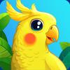 Bird Land Paradise: Pet Shop Game, Play with Bird biểu tượng