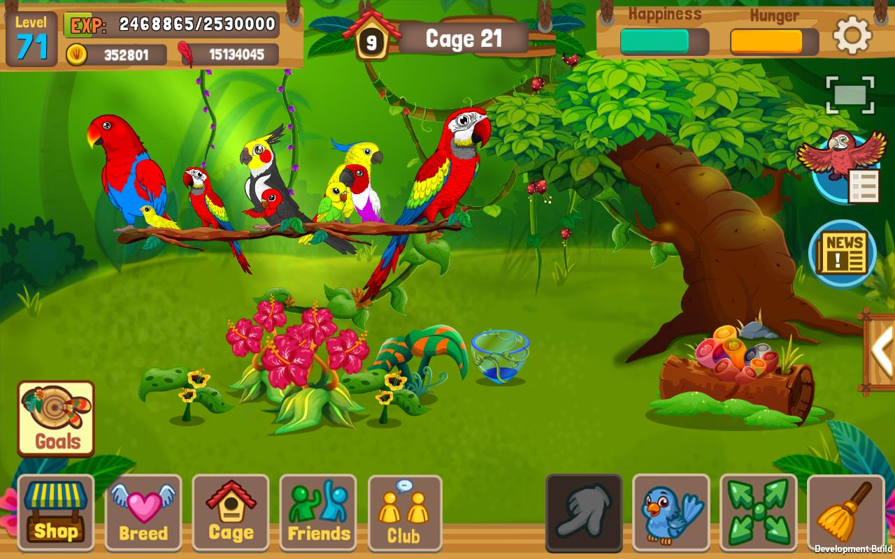 Pet Birds Puzzle Game for kids - Android Apps on Google Play  Pet Bird Games