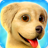 Dog Town: Pet Shop Game, Care & Play with Dog أيقونة