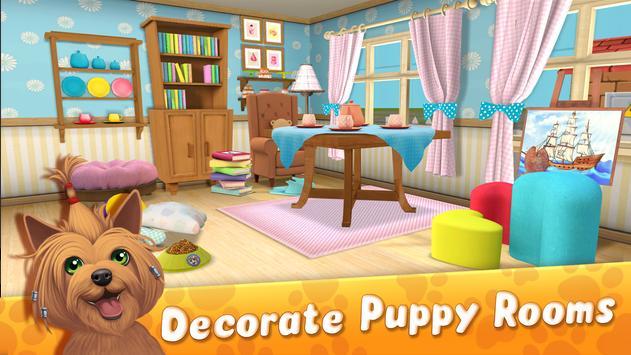 Dog Town: Pet Shop Game, Care & Play with Dog screenshot 12