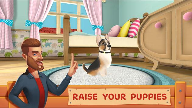 Dog Town: Pet Shop Game, Care & Play with Dog تصوير الشاشة 2
