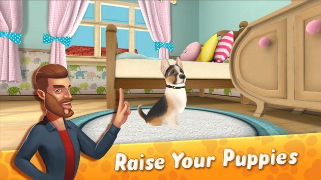 Dog Town: Pet Shop Game, Care & Play with Dog screenshot 3