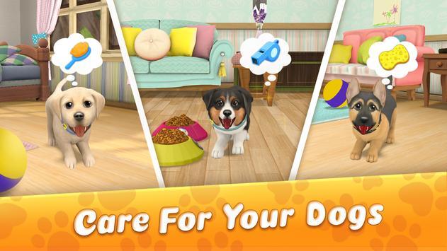 Dog Town: Pet Shop Game, Care & Play with Dog screenshot 7
