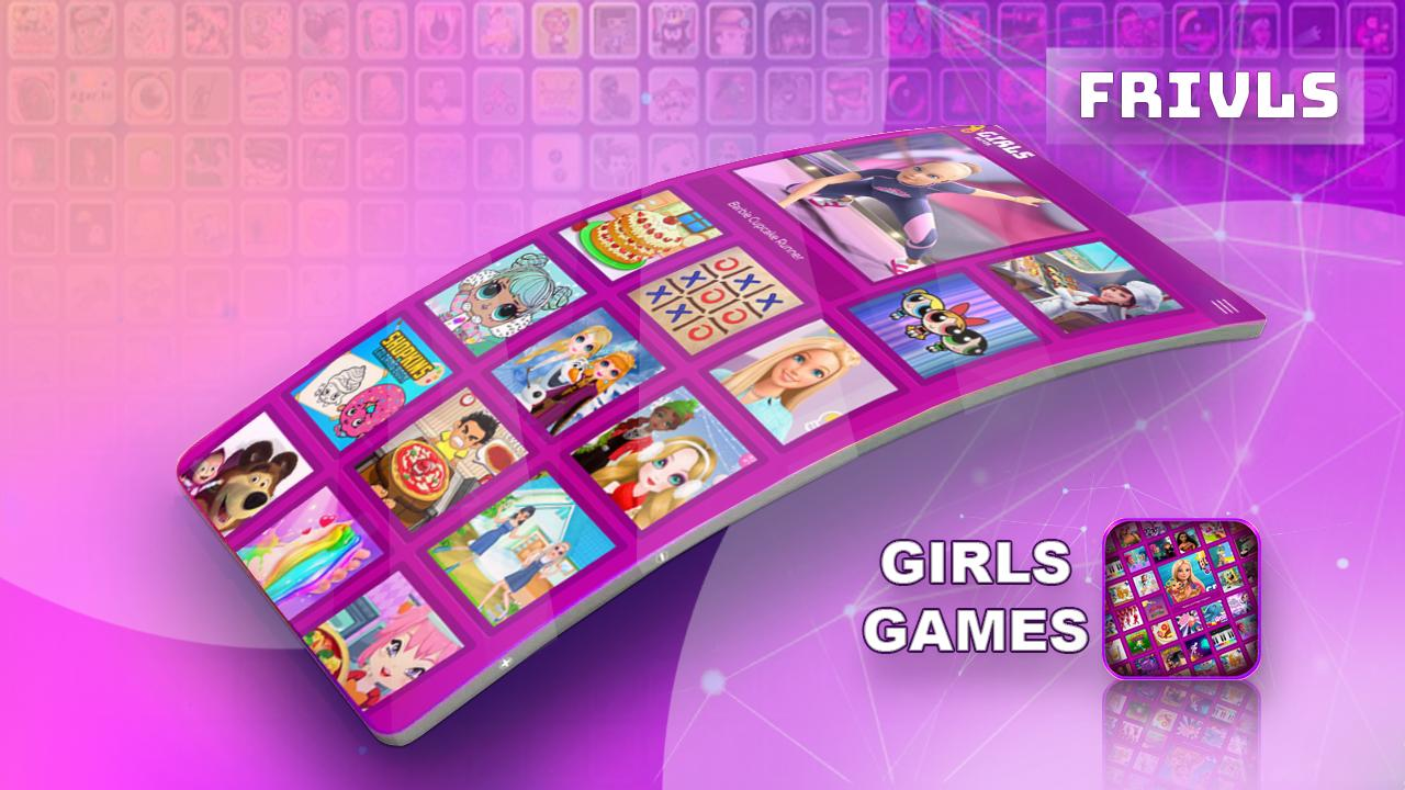 New games for girls to play