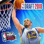 НБА Главный Менеджер 2018 - Тренер Баскетбол Игра иконка
