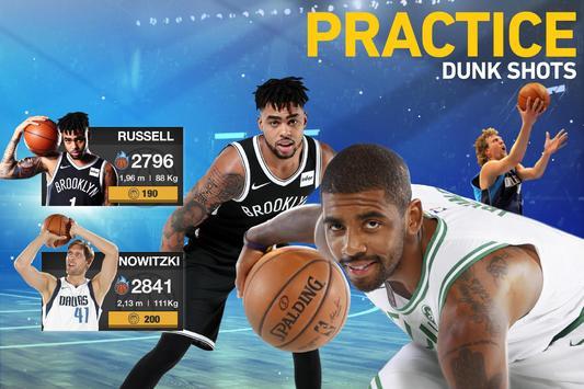 НБА Главный Менеджер 2018 - Тренер Баскетбол Игра скриншот 3