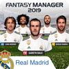 Real Madrid Fantasy Manager'19- Real football live icon