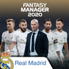 Real Madrid Fantasy Manager'20 Real football live-icoon