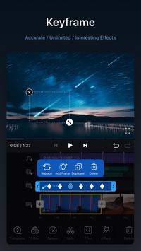 VN Editor de Vídeo Música imagem de tela 5