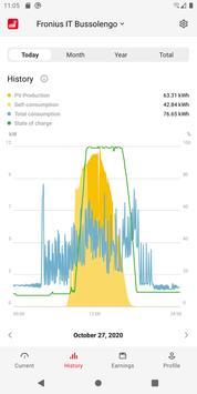 Solar.web syot layar 1