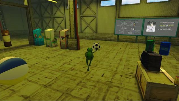 🐸 Ƭhe mazing simulator Frogs! screenshot 2
