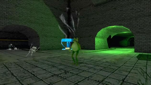 🐸 Ƭhe mazing simulator Frogs! screenshot 3