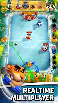 Rumble Hockey poster