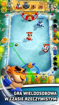 Rumble  Hockey plakat