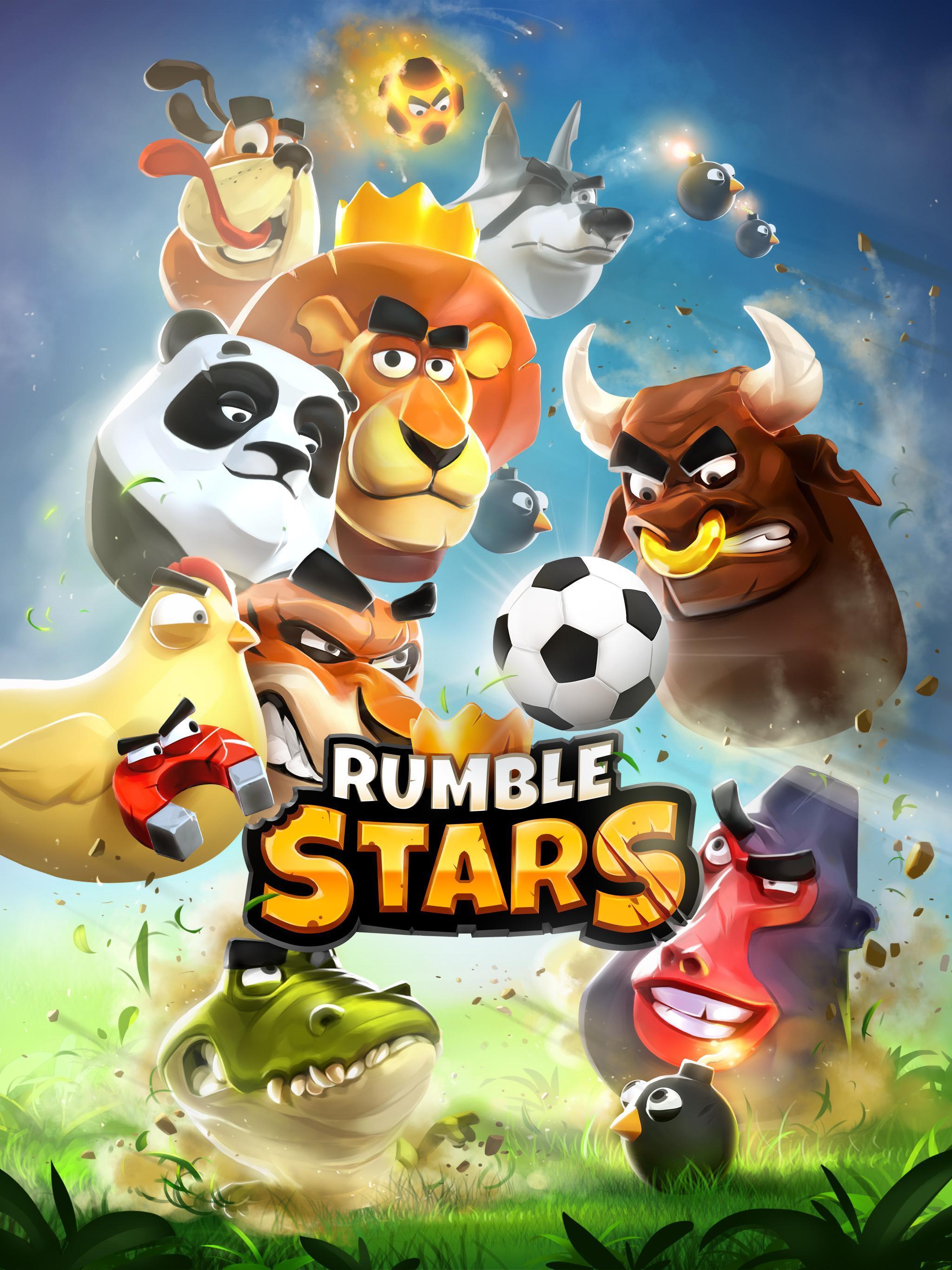 Rumble Stars Football