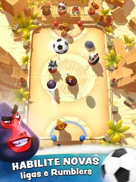Futebol Rumble Stars imagem de tela 1