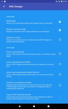 DNS Changer imagem de tela 16