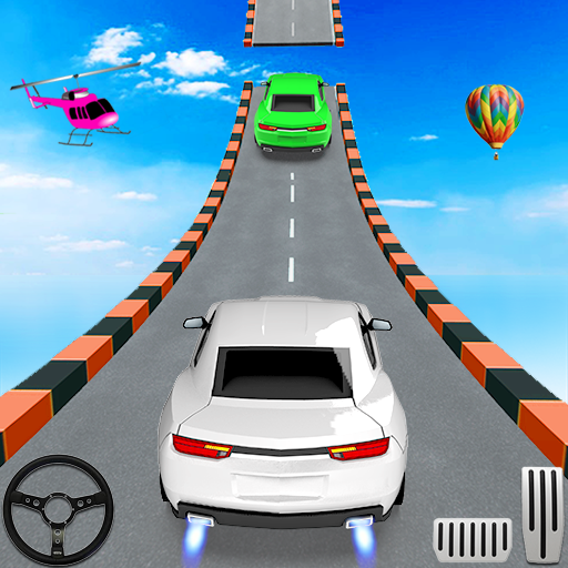 Download Impossible Tracks Car Stunts: Stunt Racing Games For Android