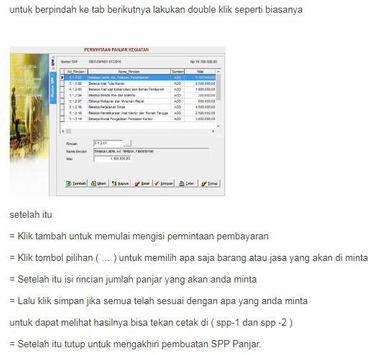 Siskeudes - Panduan Penatausahaan screenshot 9