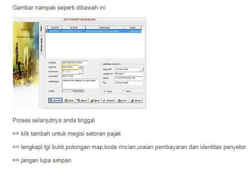 Siskeudes - Panduan Penatausahaan screenshot 13