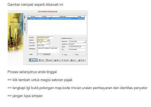 Siskeudes - Panduan Penatausahaan screenshot 16