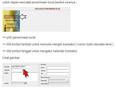 Siskeudes - Panduan Penatausahaan screenshot 21