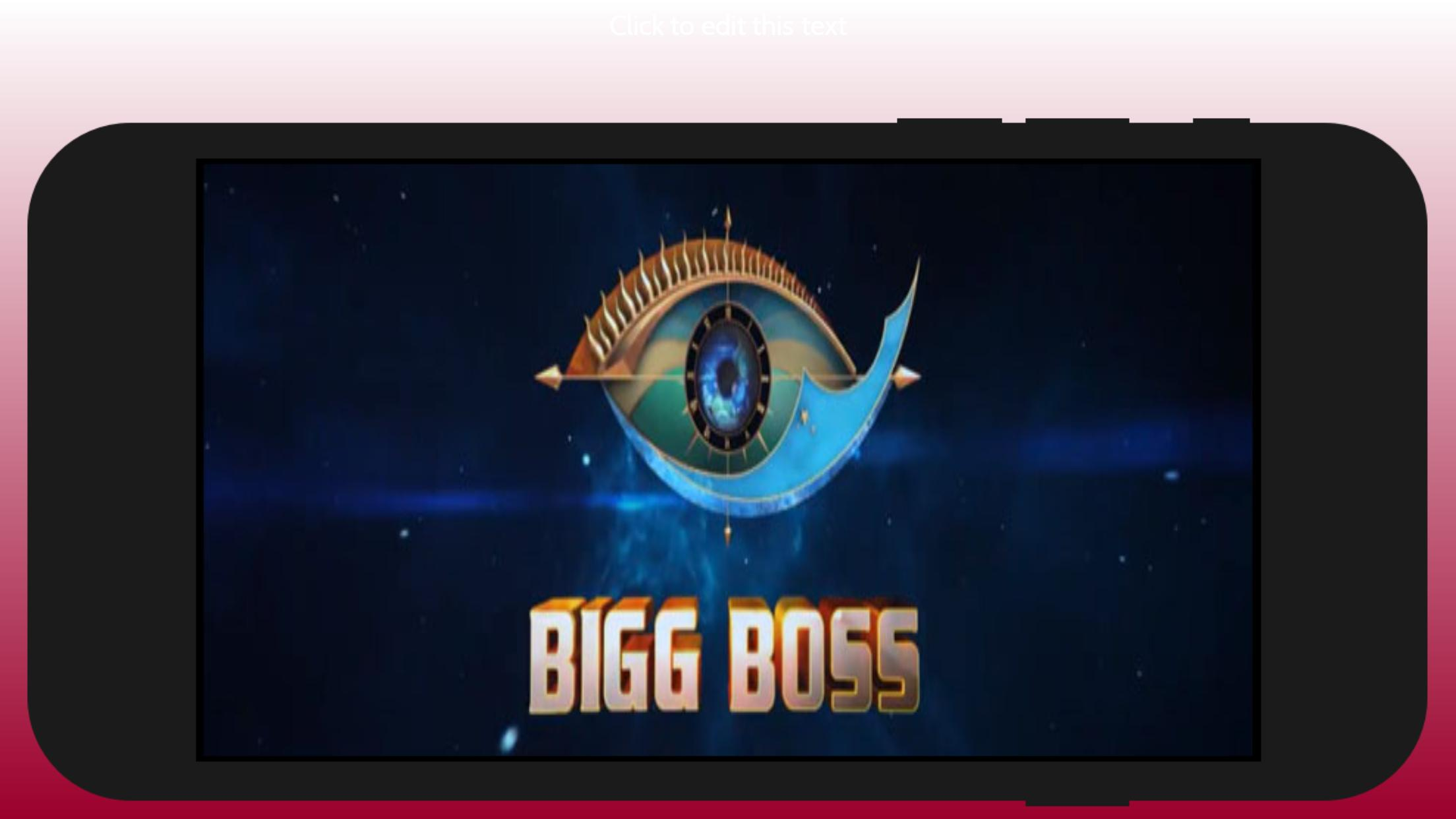 Boss Big Boss Tamil 3 Vote for Android - APK Download