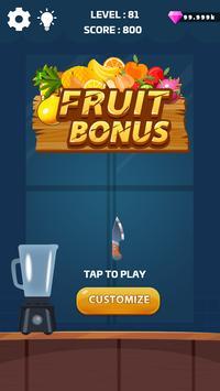 FruitBonus - Easy To Go And Slice 海報