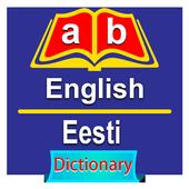 English Estonian dictionary icon