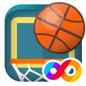 Basketball FRVR icon