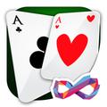 Solitaire FRVR - Big Cards Classic Klondike Game
