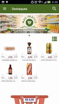 Mais Prático Supermercados screenshot 2