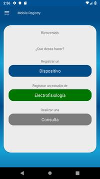 Mobile Registry Cartaz