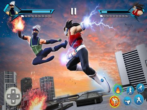 Karate Kral Dövüş Oyunları: Süper Kung Fu Dövüş Ekran Görüntüsü 8